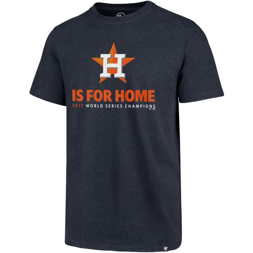 '47 Men's Astros H is for Home T-Shirt
