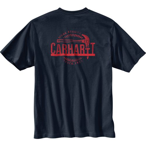 Carhartt Men's Workwear Graphic Hammer T-shirt