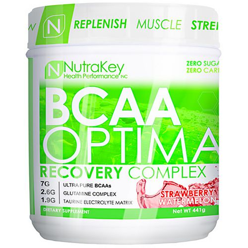 NutraKey BCAA Optima Powder