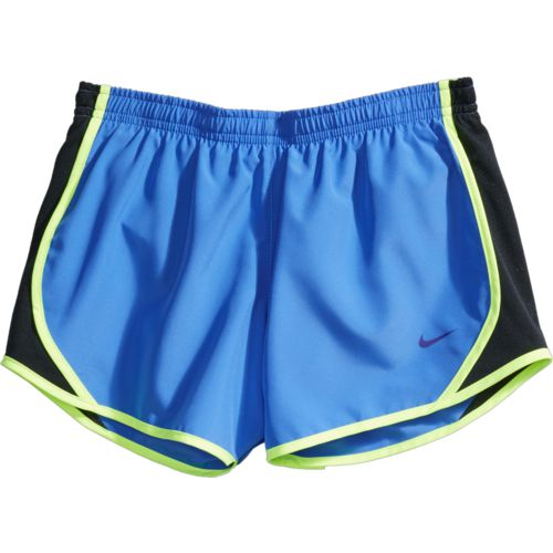 Display product reviews for Nike Girls' Dry Tempo Running Short