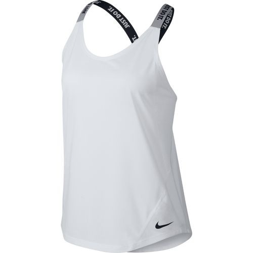 Display product reviews for Nike Women's Crossback Elastika Training Tank Top