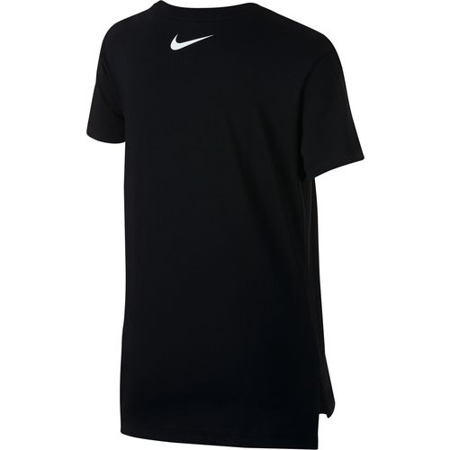 Nike Girls' Sportswear Short Sleeve T-shirt - view number 2
