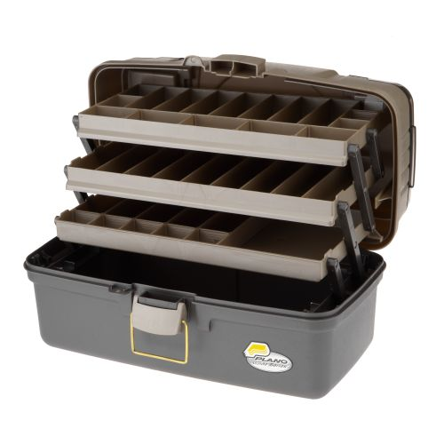 Plano® Guide Series 3-Tray Tackle Box - view number 2