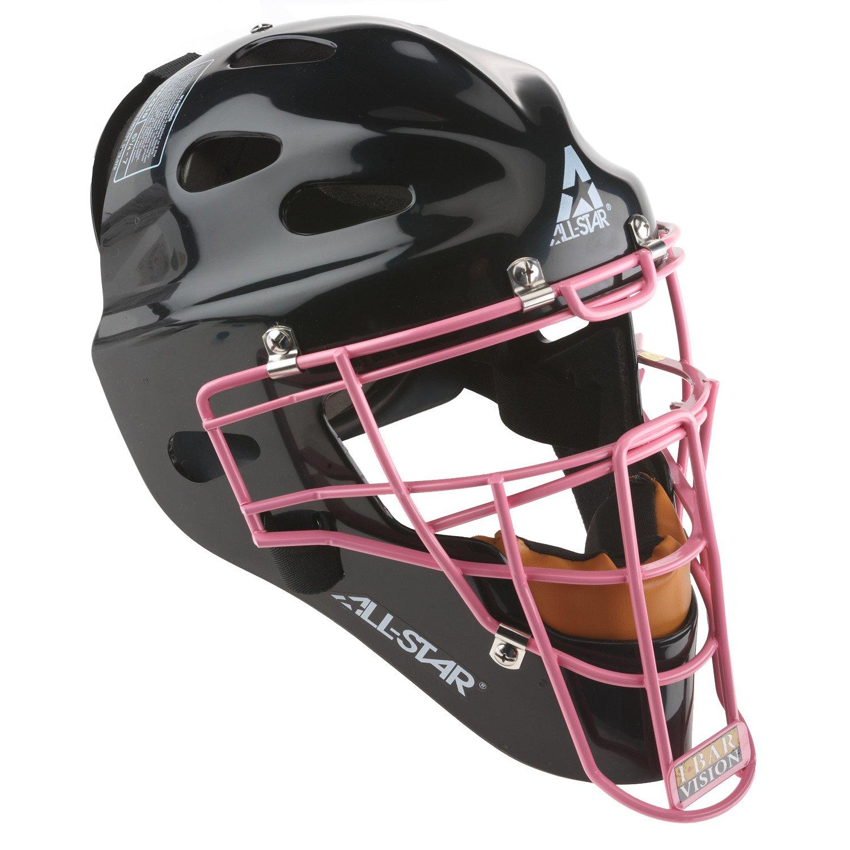 All-Star® Girls' Economy Catcher's Helmet