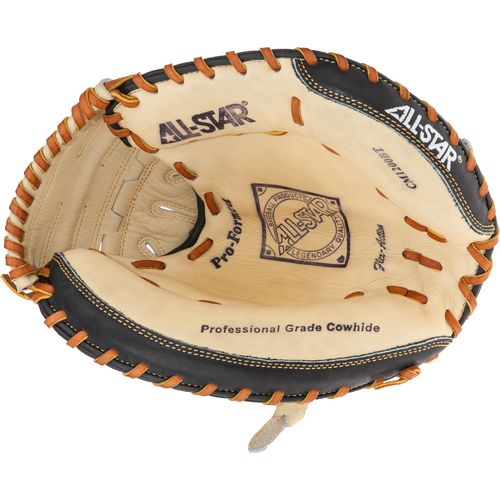"Display product reviews for All-Star Youth Pro Series 31.5"" Catcher's Mitt"