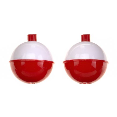 "Eagle Claw 2"" Snap-On Floats 2-Pack"
