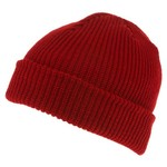 Polar Edge® Men's Ribbed Cuff Knit Hat