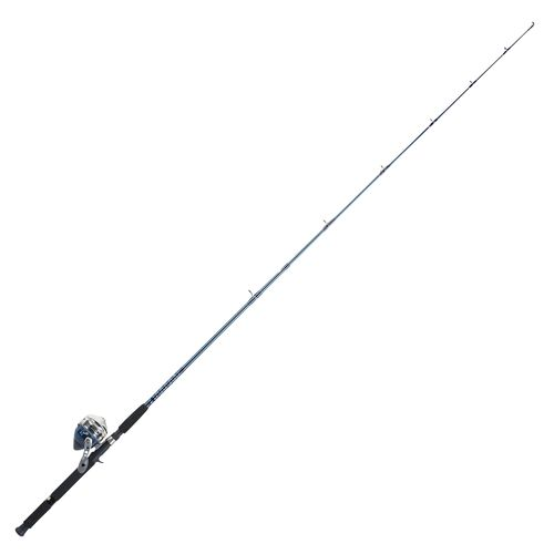 Zebco 808 Saltfisher Series 7' Saltwater Spincast Rod and Reel Combo