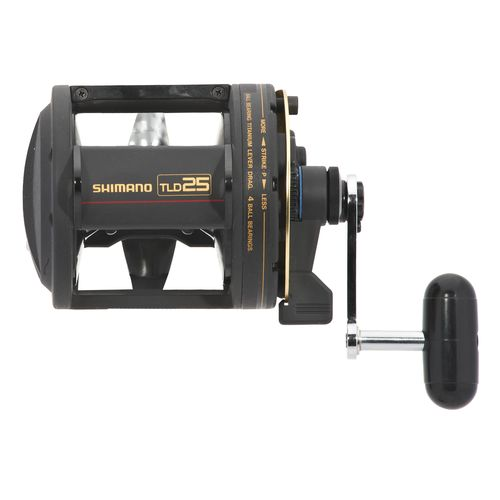 Shimano TLD25 Lever Drag Reel Right-handed - view number 2