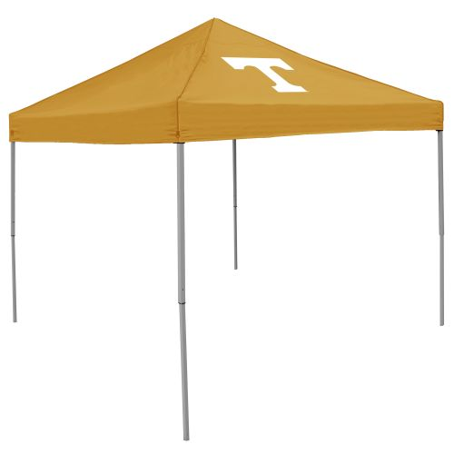 Logo Chair 9' x 9' NCAA Solid/Pinwheel Tent