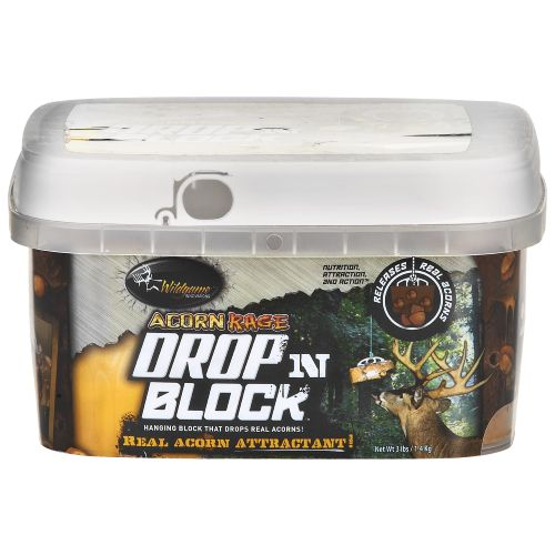 Wildgame Innovations Acorn Rage Drop N Block Deer Attractant