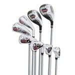 Wilson Men's D-FY Combo Irons Set