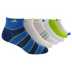 adidas Women's Superlite Graphic Low-Cut Socks 6-Pack