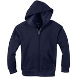 Hanes Kids' Cottonrich Fleece Full Zip Hoodie