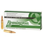 Remington UMC® .223 Remington 50-Grain Jacketed Hollow Point Rifle Ammunition