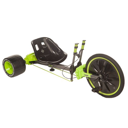 """Huffy Boys' 1-Speed 20"""" Green Machine Tricycle"""
