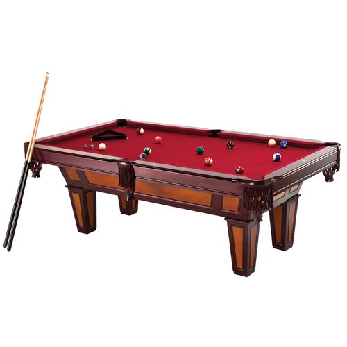 Fat Cat Reno 7' Cherry/Maple Pool Table - view number 2