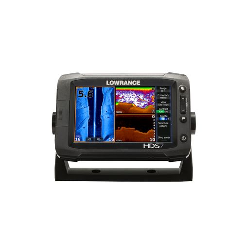 Lowrance gen2 hds 7 touch screen depth finder academy for Academy fish finder