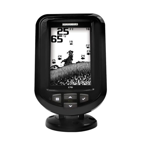 Image for Humminbird PiranhaMax 176i Fishfinder and Internal GPS Combo from Academy