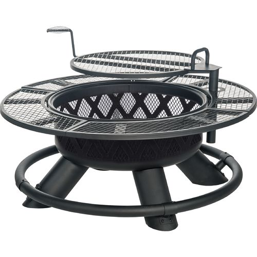 Fire Pits and Heaters