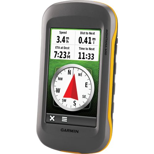 Garmin Montana 600 WAAS-Enabled Handheld GPS Receiver