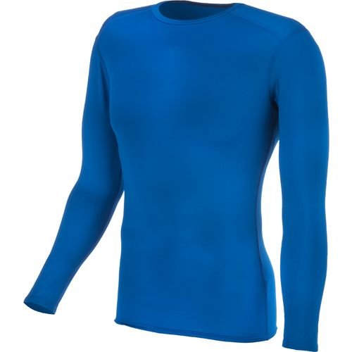 BCG Men's Compression Long Sleeve Crew Neck Shirt