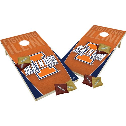 Wild Sports Tailgate Toss XL SHIELDS University of Illinois