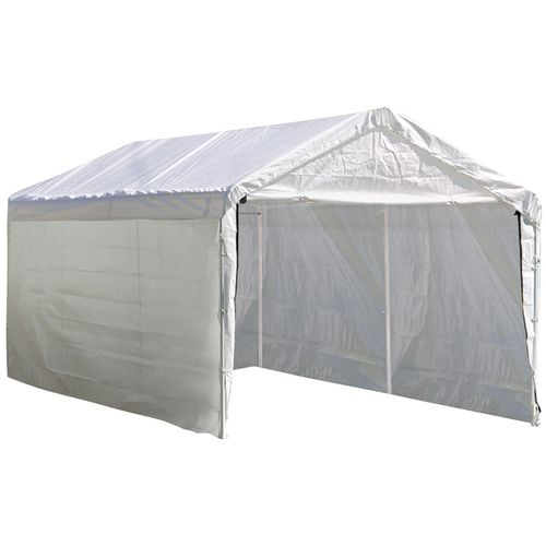 Display product reviews for ShelterLogic 10' x 20' Canopy Enclosure Kit