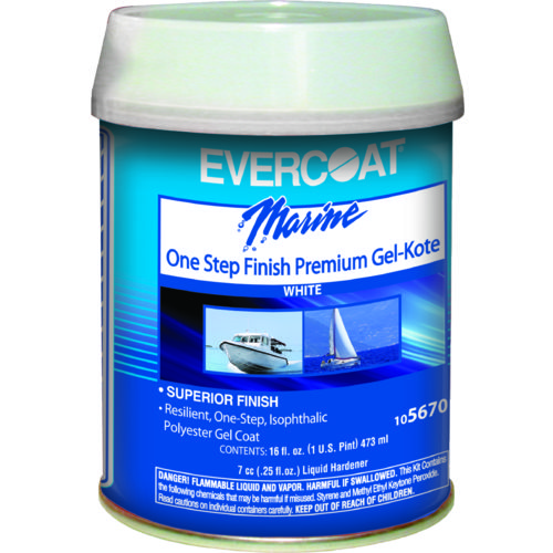 Evercoat One-Step Finish Premium Gel-Kote