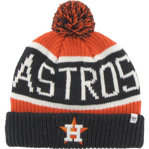 '47 Men's Houston Astros Calgary Cuff Knit Cap