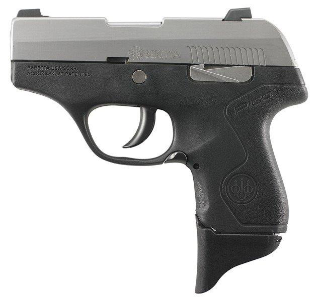 Beretta Pico Inox .380 ACP Centerfire Pistol