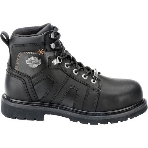 Harley-Davidson Men's Chad Steel-Toe Boots