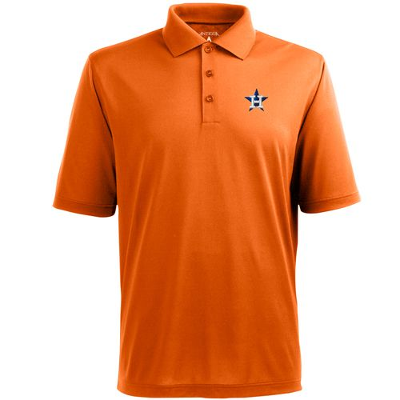 Display product reviews for Antigua Men's Houston Astros Piqué Xtra Lite Polo Shirt