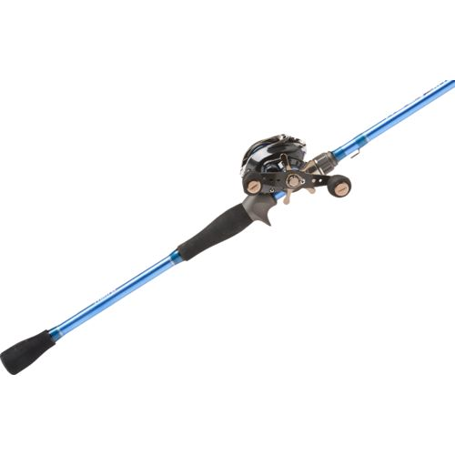h2o xpress matrix 6 39 10 mh baitcast rod and reel combo