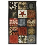 American Rug Craftsmen Escape Cowboy Patches Rug