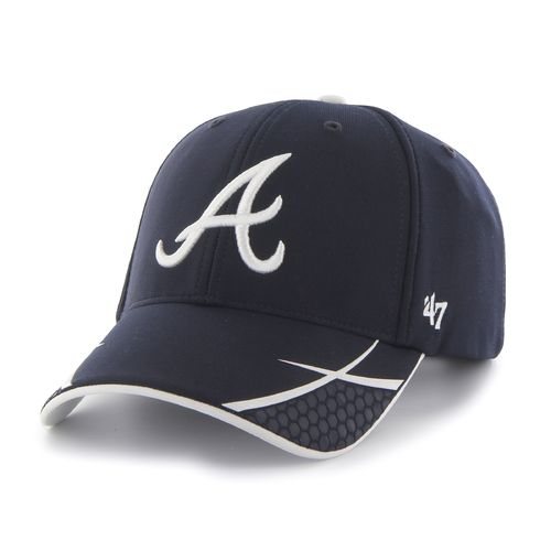 '47 Men's Atlanta Braves Sensei MVP Cap