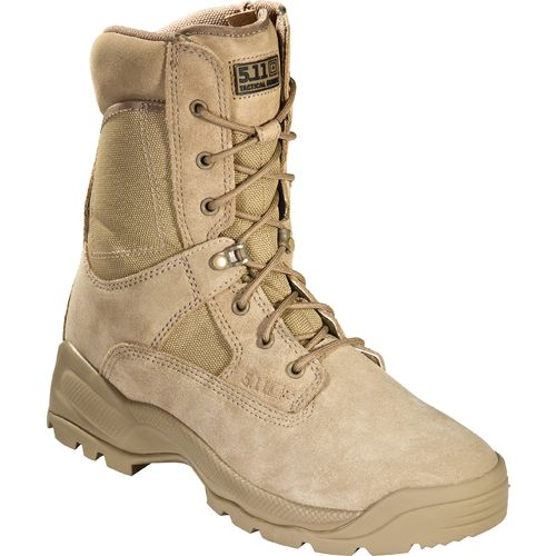 5.11 Tactical Men's ATAC Coyote Tactical Boots - view number 2