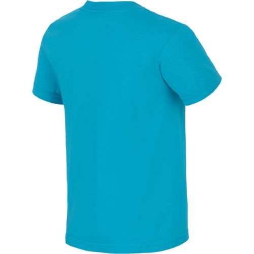 adidas™ Boys' Charlotte Hornets Primary Logo T-shirt - view number 2