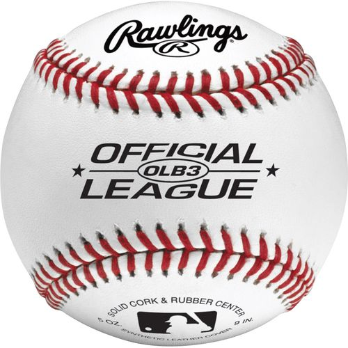 Rawlings Official League Practice Baseballs 24-Pack - view number 4