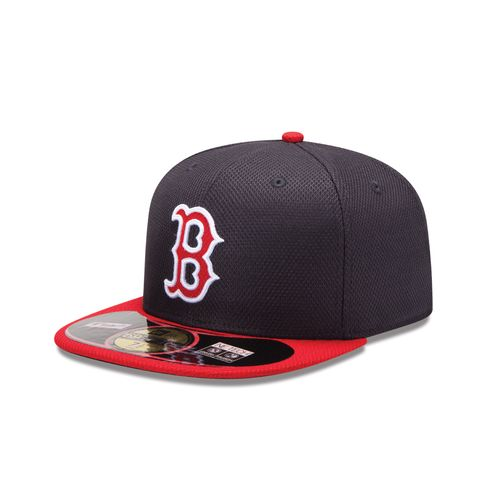 New Era Men's Boston Red Sox 2015 Diamond Era Cap