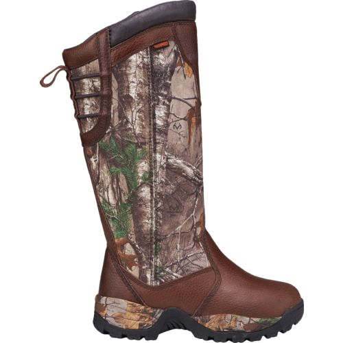 Game Winner Kids' Snake Shield Armor III Camo Hunting Boots