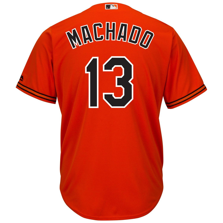 Majestic Men's Baltimore Orioles Manny Machado #13 Cool