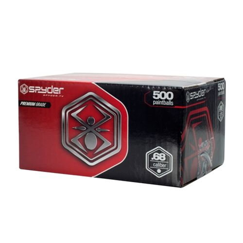 Spyder .68 Caliber Paintballs 500-Pack - view number 1