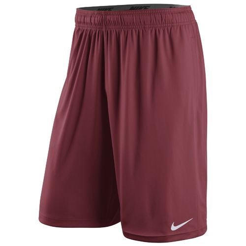 Nike Men's University of Alabama Practice Fly Short