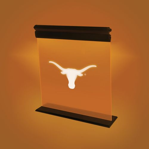 AES Optics University of Texas Acrylic LED Light