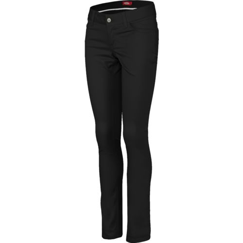 Dickies Girl Juniors' Classic 5 Pocket Skinny Pant
