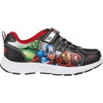 Marvel Boys' Avengers 2015 Power Strap Athletic Lifestyle Shoes