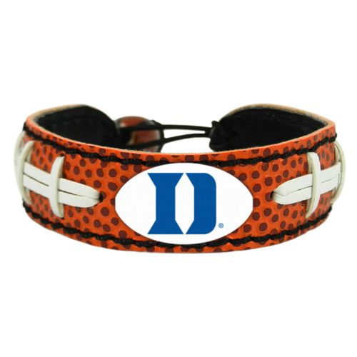 GameWear Duke University Classic Football Bracelet