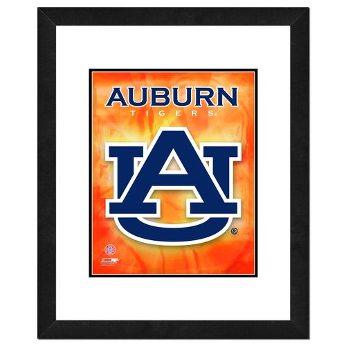 "Photo File Auburn University 8"" x 10"" Logo Photo"