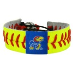 GameWear University of Kansas Classic Softball Bracelet